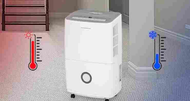 How Does A Dehumidifier Work In A Basement